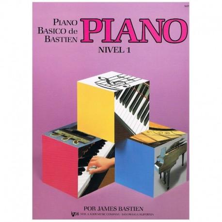 Bastien, Jam Piano Basico Nivel 1