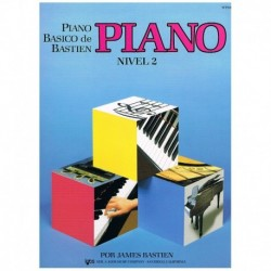 Bastien, Jam Piano Basico Nivel 2