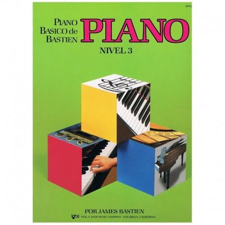 Bastien, Jam Piano Basico Nivel 3