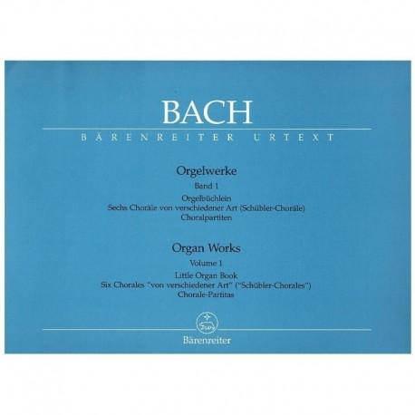 Bach, J.s Organ Works