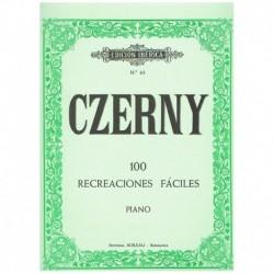 Czerny 100 Recreaciones Faciles