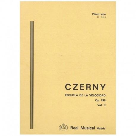 Czerny Escuela De La Velocidad Op.299 V.2