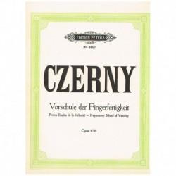 Czerny. 24 Estudios de...