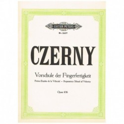 Czerny 24 Estudios Op.636