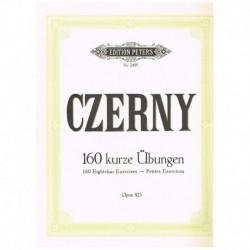 Czerny. 160 Ejercicios Op.821 (Piano)