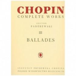 Chopin Baladas