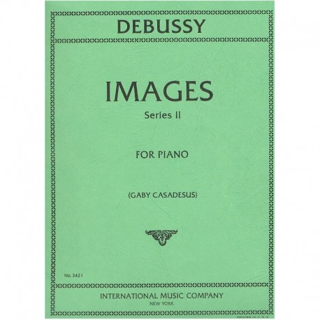 Debussy. Images Serie 2 (Piano)