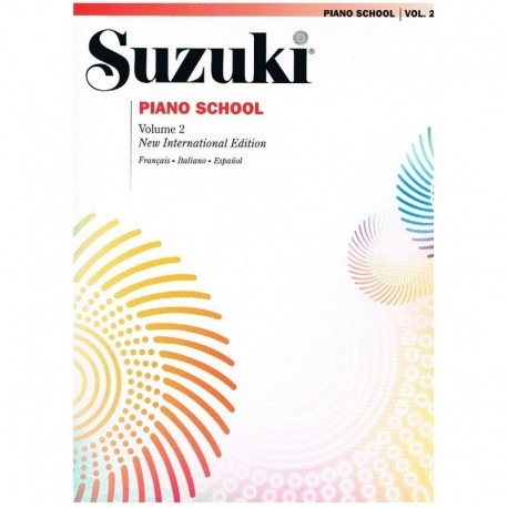 Suzuki Piano School V.2