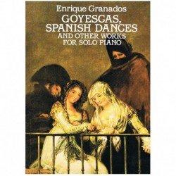 Granados. Goyescas, Spanish...