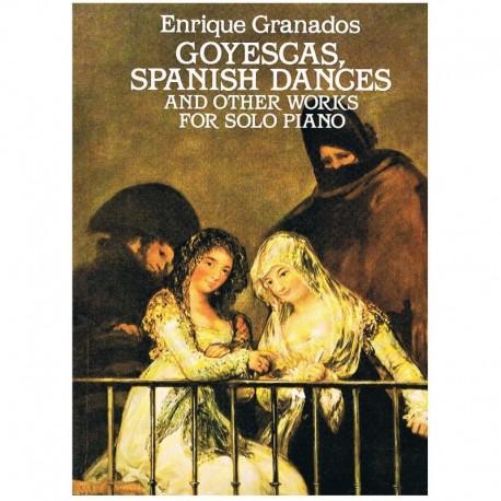 Granados, En Goyescas, Spanish Dances And Other Works