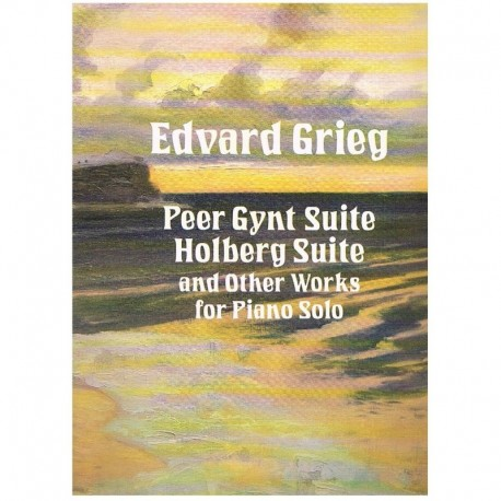 Grieg, Edvar Peer Gynt Suite, Holdberg Suite And Other Works