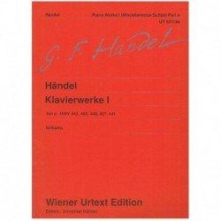 Haendel. Obras Para Piano...