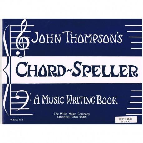 Thompson, John. Chord Speller