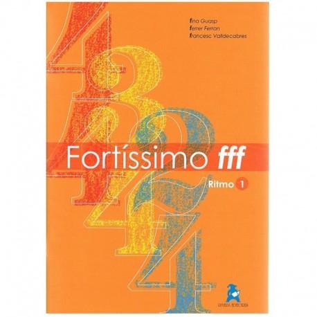 Ferran/Guasp/Valldecabres. Fortissimo Ritmo 1. Rivera