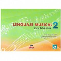 Sarget/Beltran/Molto. Lenguaje Musical 2 +cd. Alumno