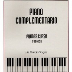 Garcia Vegas Piano Complementario Primer Curso