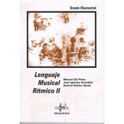 Gil/Iglesias/Robles. Lenguaje Musical Rítmico 2