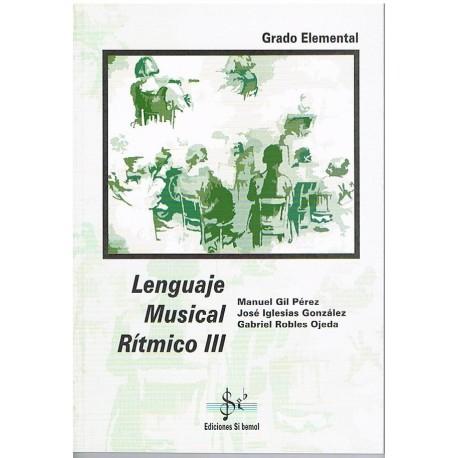 Gil/iglesias Lenguaje Musical Ritmico 3