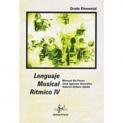 Gil/iglesias Lenguaje Musical Ritmico 4