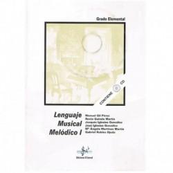 Gil/Iglesias/Robles. Lenguaje Musical Melódico 1