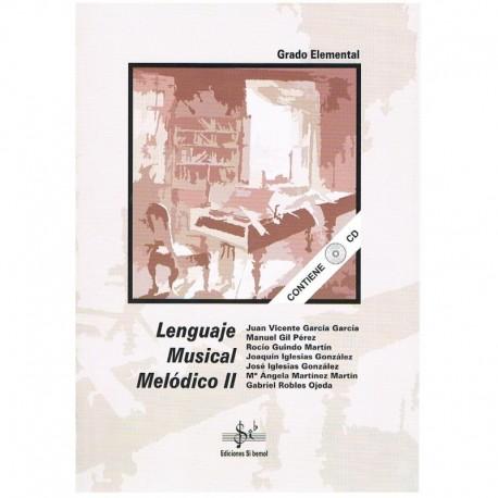 Gil/Iglesias/Robles. Lenguaje Musical Melódico 2