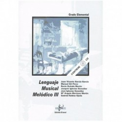 Gil/Iglesias/Robles. Lenguaje Musical Melódico 3