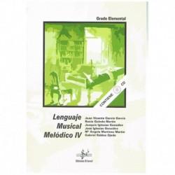 Gil/iglesias Lenguaje Musical Melodico 4