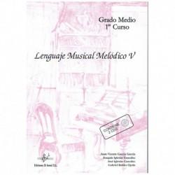 Gil/Iglesias/Robles. Lenguaje Musical Melódico 5