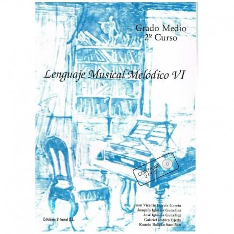 Gil/iglesias Lenguaje Musical Melodico 6