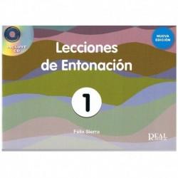 Sierra. Lecciones De Entonacion 1. Nueva Edición +CD