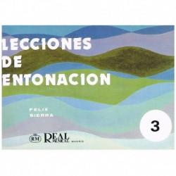 Sierra. Lecciones De Entonacion 3