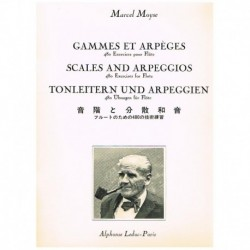 Escalas y Arpegios (480 Ejercicios) (Flauta)