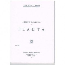Franco Ribat Método Elemental de Flauta