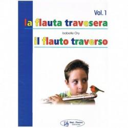 Ory, Isabell La Flauta Travesera Vol.1