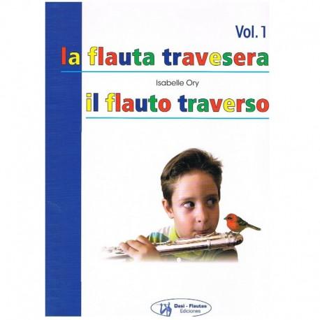 Ory, Isabelle. La Flauta Travesera Vol.1. Dasi Flautas