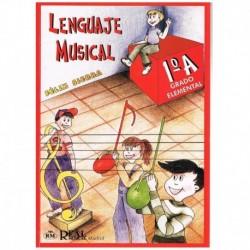 Lenguaje Musical 1a. Grado Elemental