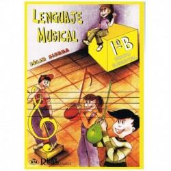Sierra. Lenguaje Musical 1b. Grado Elemental