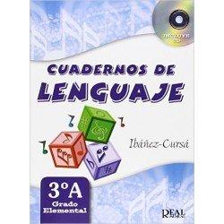 Ibañez/Cursa. Cuadernos De Lenguaje 3A. Grado Elemental