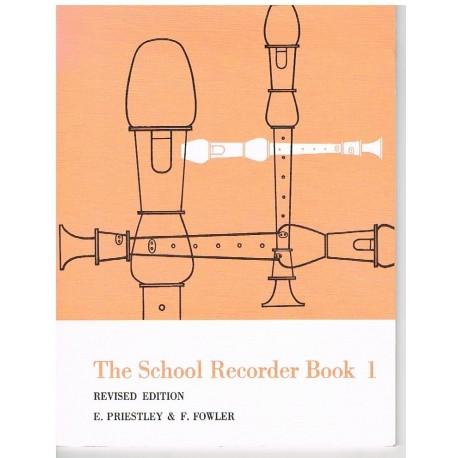 Priestley/Fo The School Recorder Book 1