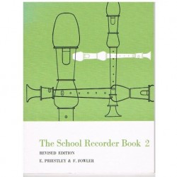 Priestley/Fowler. The School Recorder Book 2