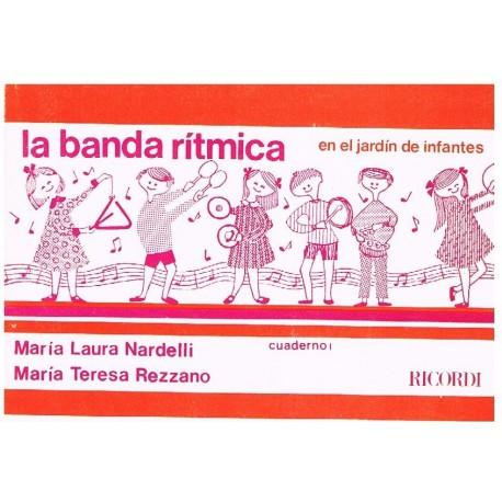 Nardelli. La Banda Ritmica en el Jardin de Infantes