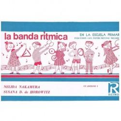 La Banda Ritmica en la Escuela Primaria