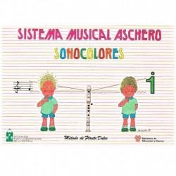 Aschero Sonocolores. Sistema Musical Aschero
