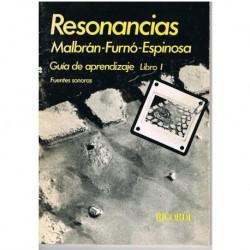 Malbran/Furn Resonancias. Guia de Aprendizaje Libro 1