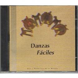 Danzas Faciles (Solo CD)