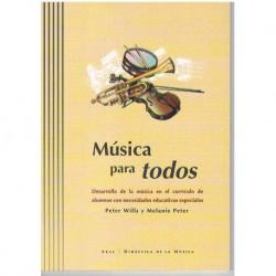 Wills/ Peter Música para Todos