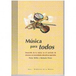 Wills/Peter. Música para Todos