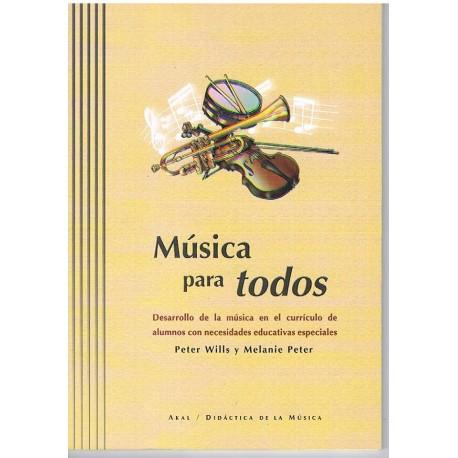 Wills, Peter. Música para Todos