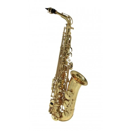 SAXOFÓN ALTO CONN EN MIB AS650