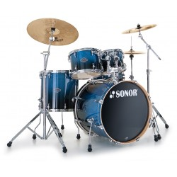 BATERIA SONOR SELECT STAGE 2 BLUE GALAXY SPARKLE
